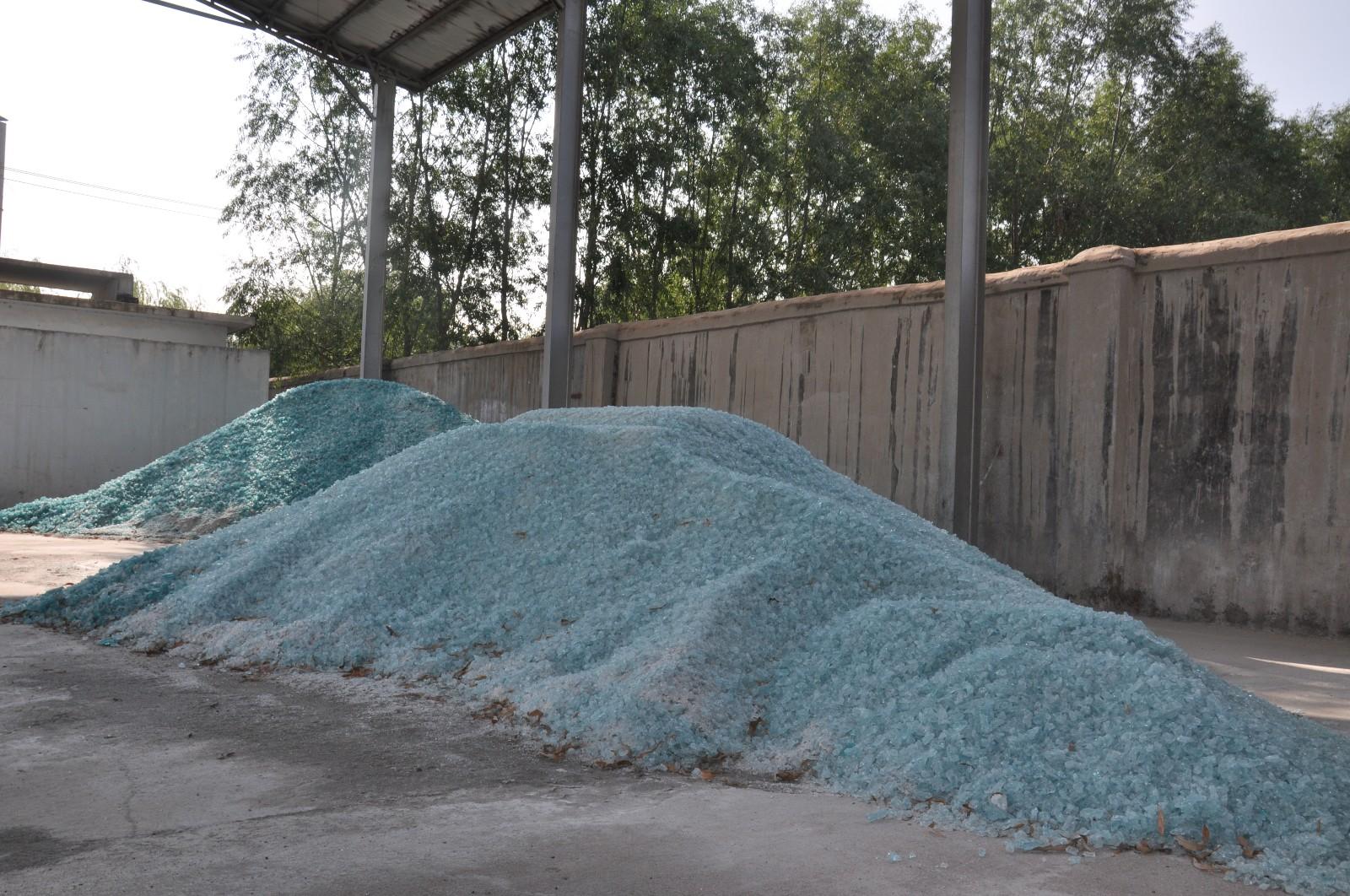 silicato de sódio processus de fabricação