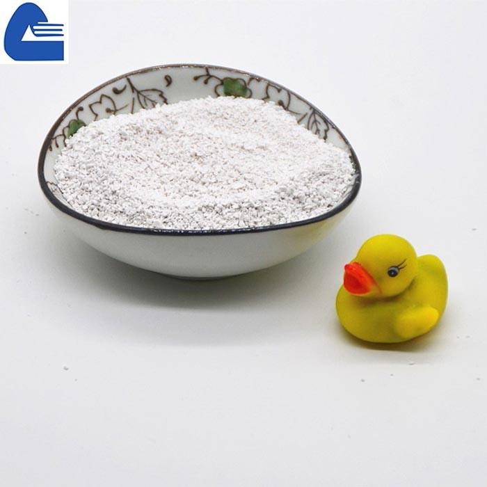 Le chlore Granules 65% Hypochlorite de calcium et 70%