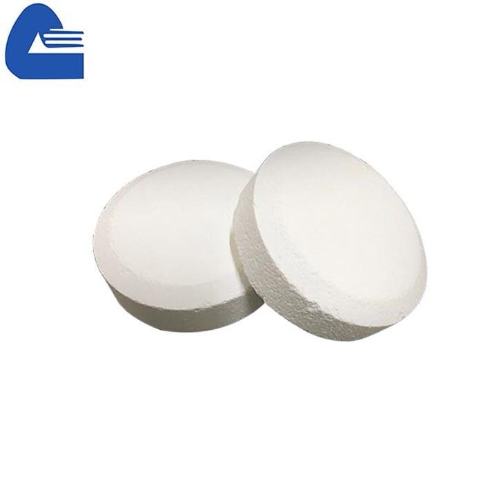 TCCA 90 granulare Fetta di cloro in polvere DMS