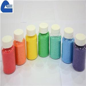 Farbe Sprenkel für Waschmittelpulver