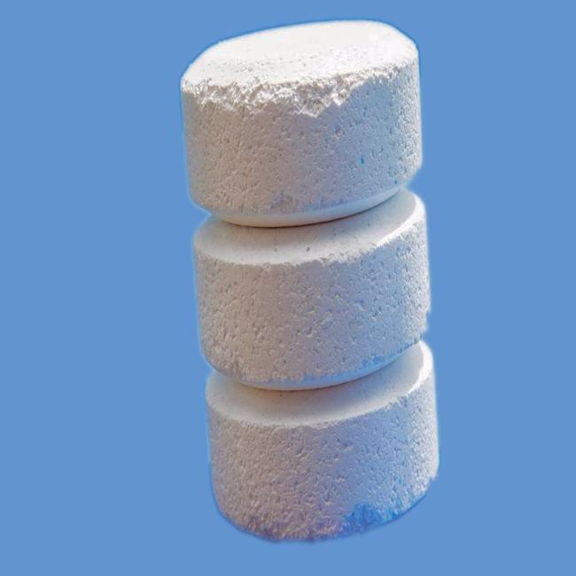 O hipoclorito de cálcio de 65-70% Granular