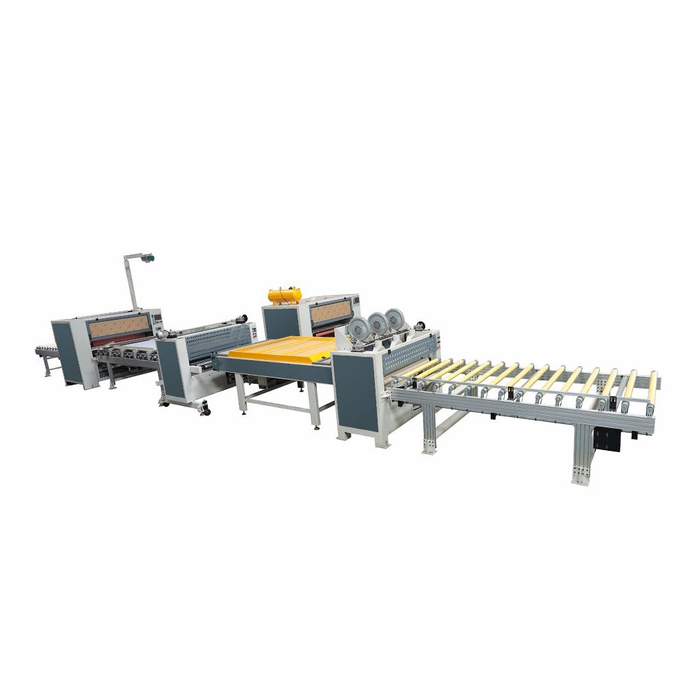 Lamination Mesin Line