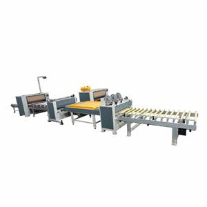Hot glue Lamination Machine Line