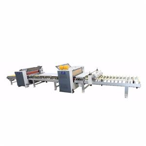 PUR door Kitchen Door Laminating Machine