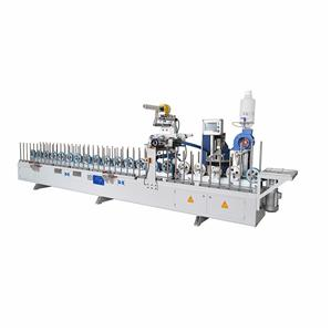 PUR Glue Profile Wrapping Machine