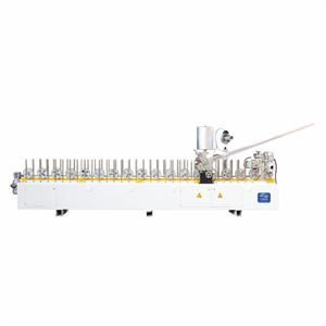 EVA/PO Hot Glue Profile Wrapping Machine