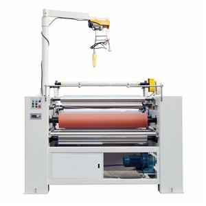 240mm Two Sets Calender Pressing Machine