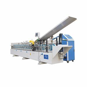 Profile Wrapping Machine For PVC Sheet