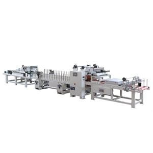 Flat Panel Wrapping Machine