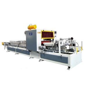 PUR Panel Wrapping Machine