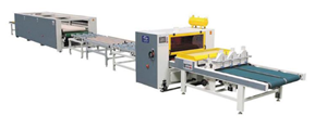 PUR Laminating Machine For Honeycomb Plate