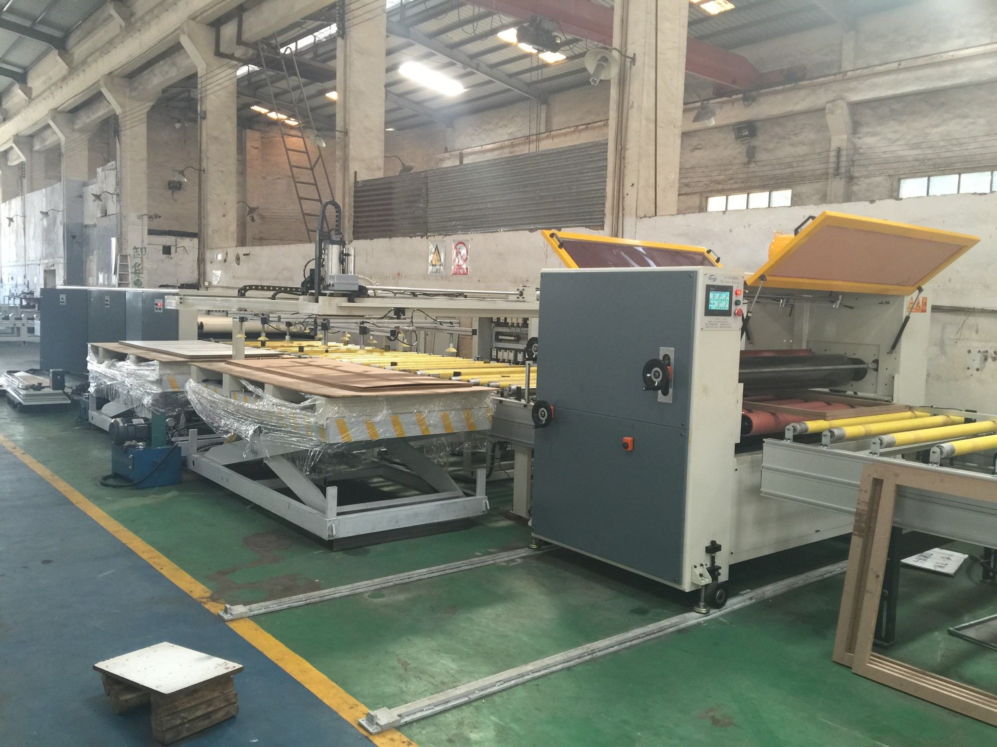 MGO Board Lamination Machine Manufacturers, MGO Board Lamination Machine Factory, Supply MGO Board Lamination Machine