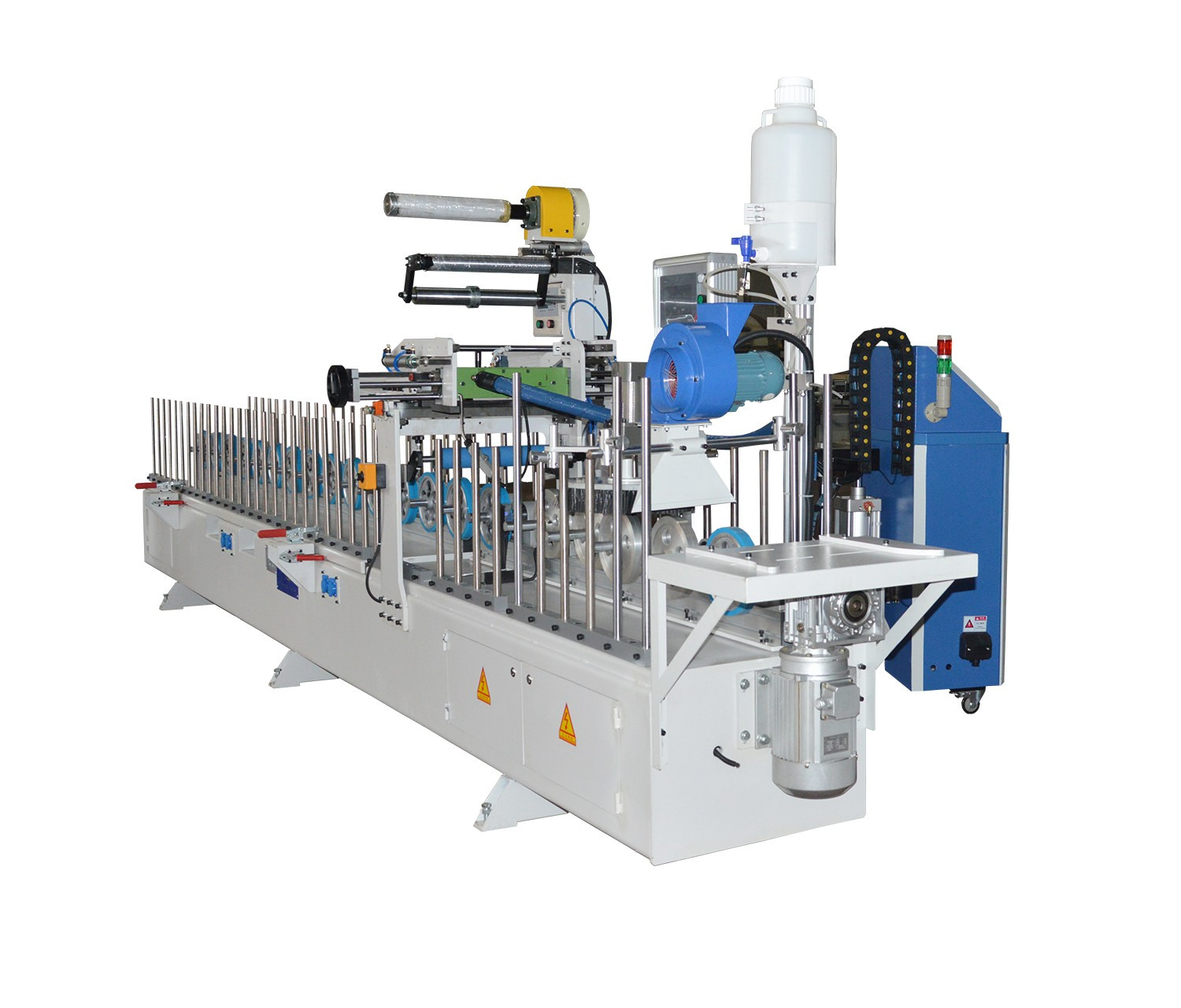 Profile Wrapping Machine For Veneer Manufacturers, Profile Wrapping Machine For Veneer Factory, Supply Profile Wrapping Machine For Veneer