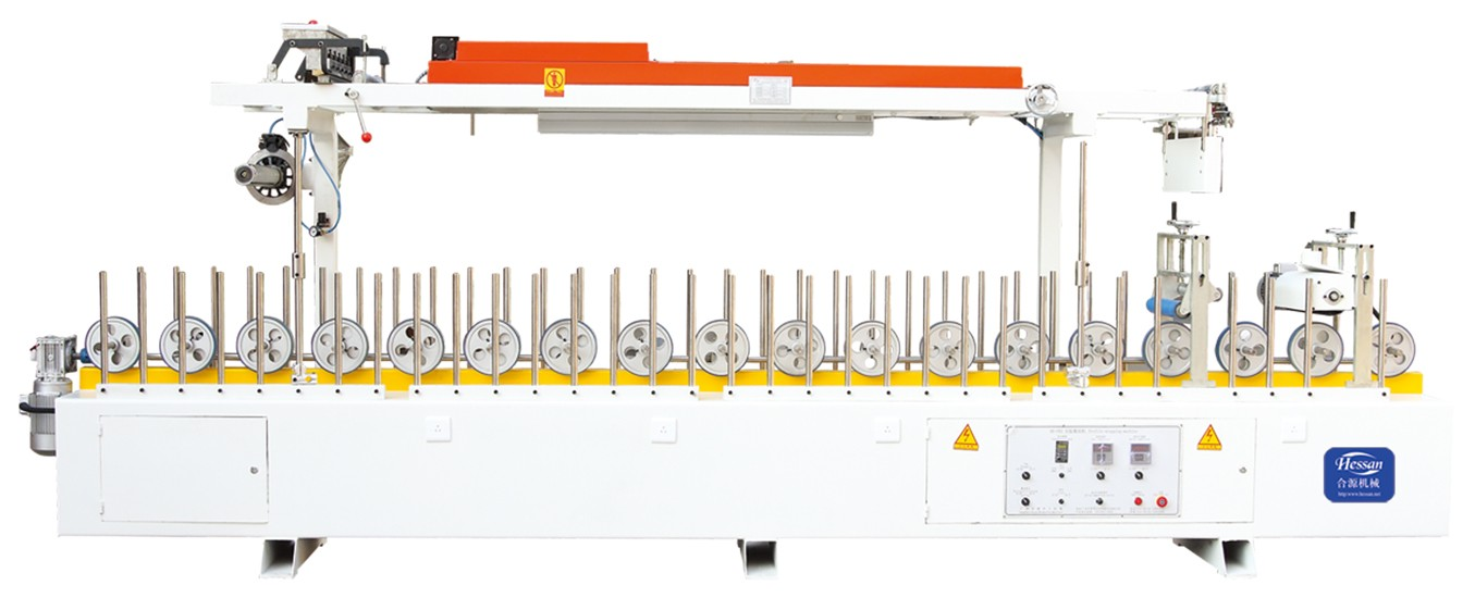 Door Profile Wrapping Machine Manufacturers, Door Profile Wrapping Machine Factory, Supply Door Profile Wrapping Machine