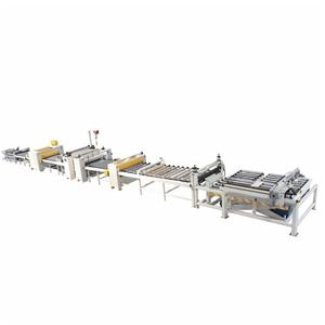 Double Sides Paper Laminating Machine