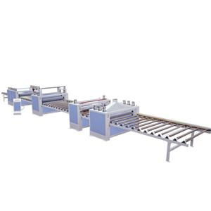 Water-based Glue Laminating Machine
