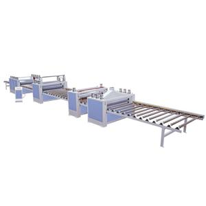 Panel Lamination Machine And Line