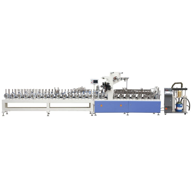 Lamination Door Machine