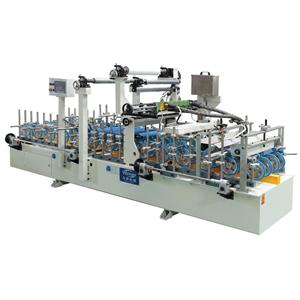 Cold Glue Panel Wrapping Machine