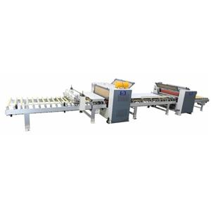 Glue Lamination Machine