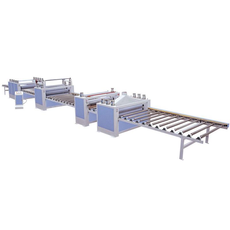 Plastic Board Lamination Machine