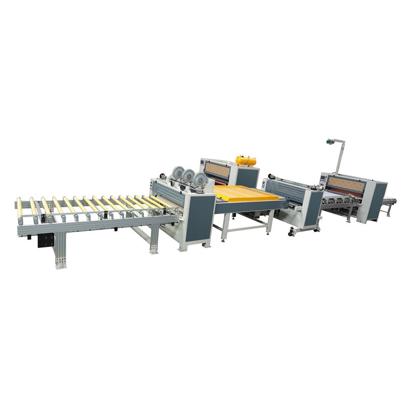 Honeycomb Plate Lamination Line Manufacturers, Honeycomb Plate Lamination Line Factory, Supply Honeycomb Plate Lamination Line