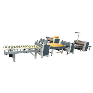 Honeycomb Plate Lamination Line