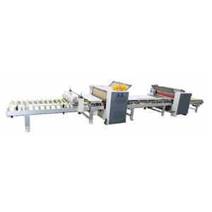 Photo Wood Lamination Machine