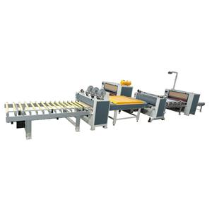 PUR Glue Lamination Machine