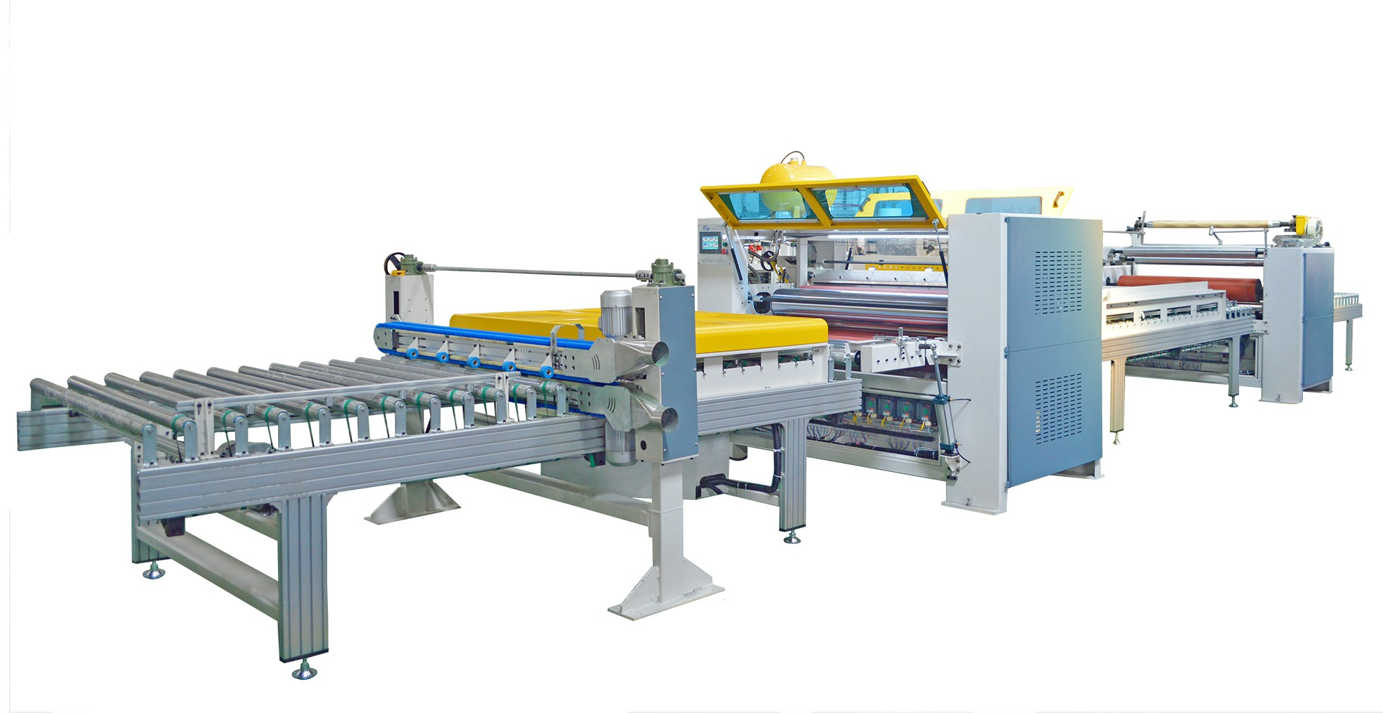 Differences between 2 Rollers PUR Laminating Machine and 3 Rollers of Hessan