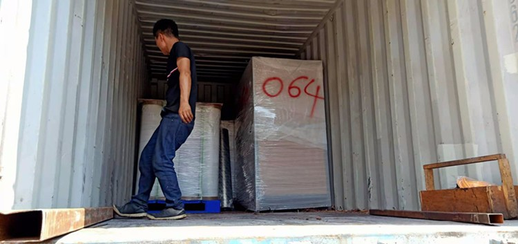 Packing and shipment