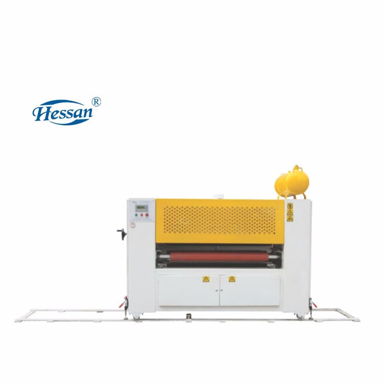 The most improtant part is PUR coating machine