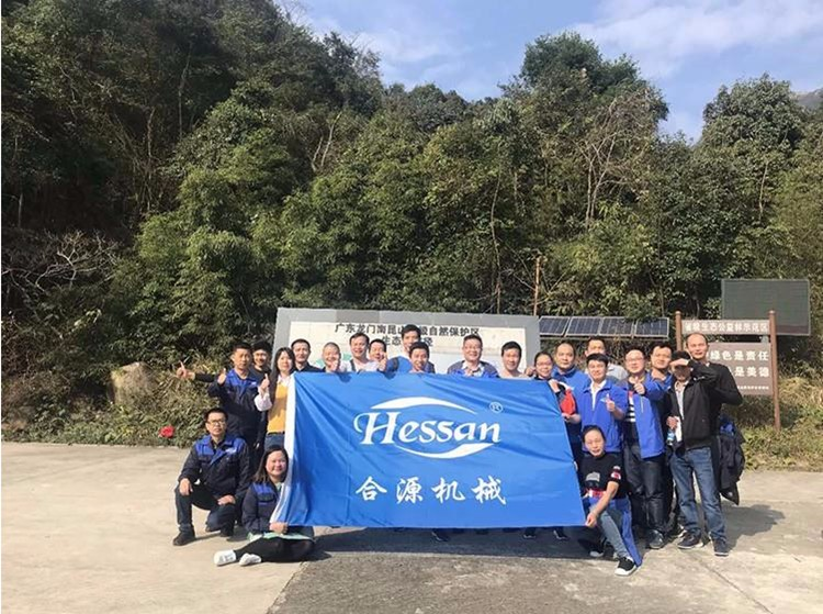 Hessan Group  activities