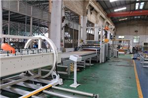full automatic Panel Transparent High glossy PET panel laminating machine