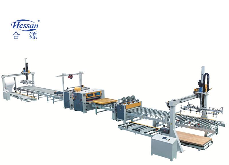 high glossy PUR lamination machine l