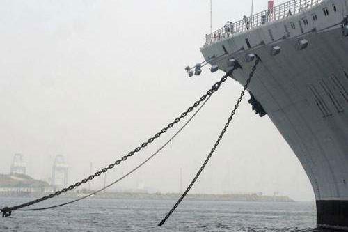 Łańcuch ogniw Dla statków