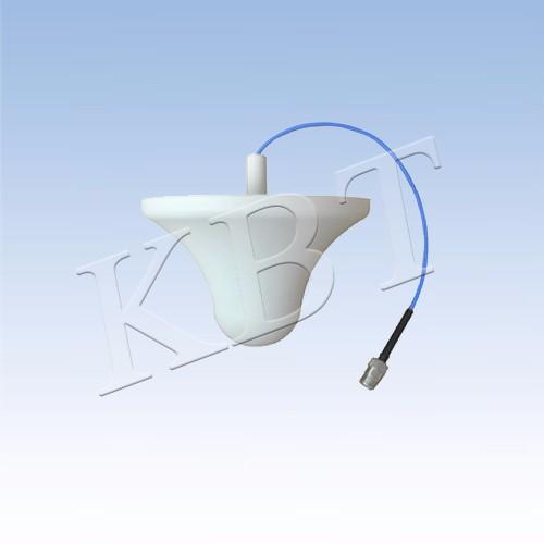 VPol 350-900MHz 3dBi Antena de montagem no teto