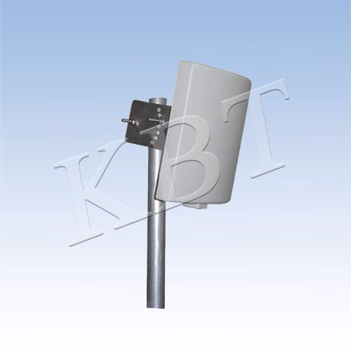 Vpol 400-490MHz 6dBi Outdoor direcional Antena Painel