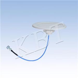VPol 698-3800MHz 3-5dBi @ 2 × 43dBm < -150dBc Antena 5g de montagem no teto
