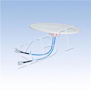 HPOL 698-3800MHz 2-5dBi @ 2 × 43dBm <-150dBc MIMO Plafond antenne