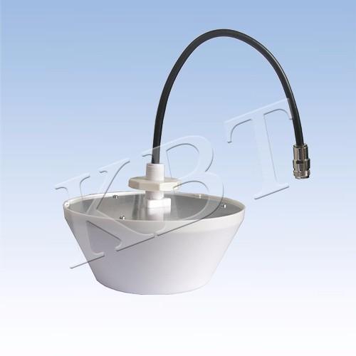 VPol 698-2700MHz 2-5dBi @ 2x33dBm <-140dBc plafond support d'antenne