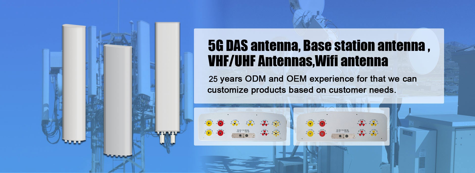 base stations antennas