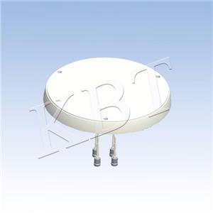 VPol 617-6000MHz 4-6dBi @ 2 × 43dBm <-150dBc MIMO Plafond antenne