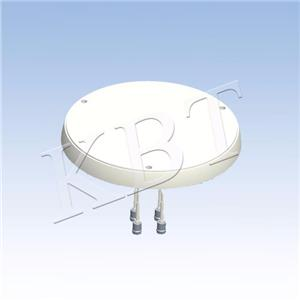 VPol 617-6000MHz 4-6dBi @ 2 x 43dBm <-150dBc MIMO Plafonul de antenă