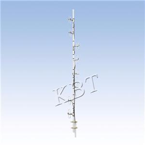 Vpol 150MHz 3-12dBi dipolo Series Antenas