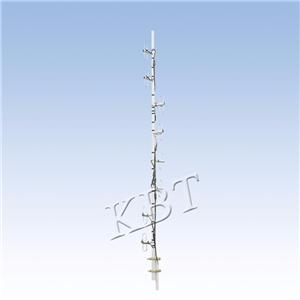 Série d'antennes dipôles VPol 230MHz 5-15dBi