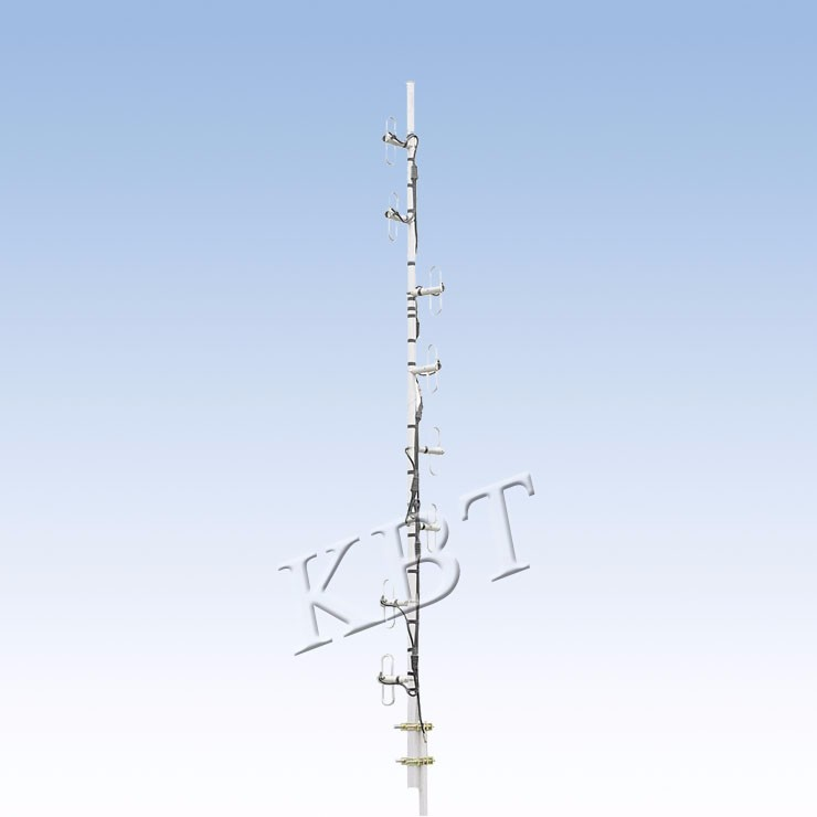 VPol 400MHz 2-15dBi Dipole Série Antennes