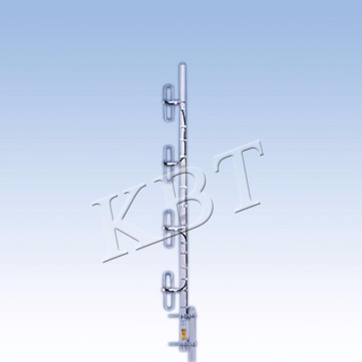 Série d'antennes dipôles VPol 350MHz 5-15dBi