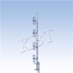 VPol 350MHz 5-15dBi Dipole Antennas Siri