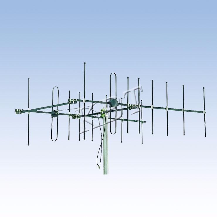 150MHz 9-14dBi Directional Yagi Antennas